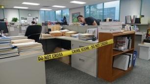 CRIME SCENE - DO NOT CROSS